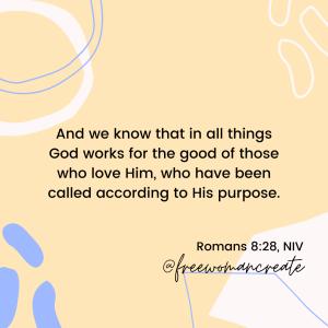 Romans 8 28
